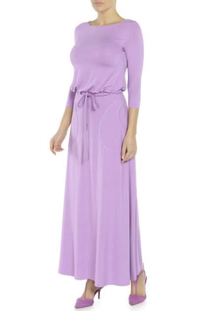 Платье женское Adzhedo 41432 фиолетовое L