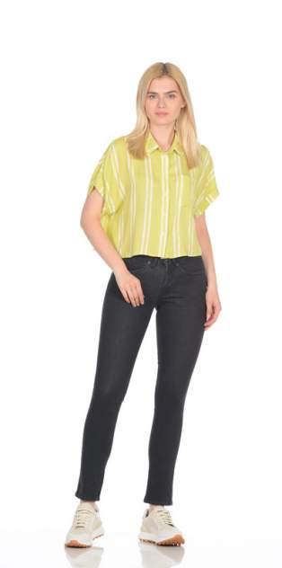 Женские джинсы  Rovello RW21015, черный