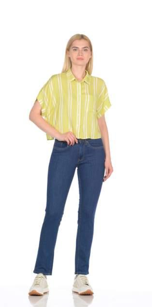 Женские джинсы  Rovello RW21013, синий