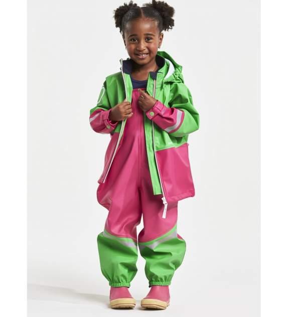 Комплект куртка + полукомбинезон для детей Didriksons цв. разноцветный р-р. 104