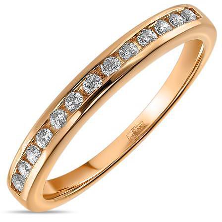 Кольцо женское Лукас-Голд R01-Z-A0174-Z р.19