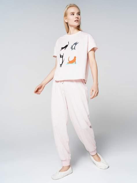 Пижама женская ТВОЕ 77139 розовая L