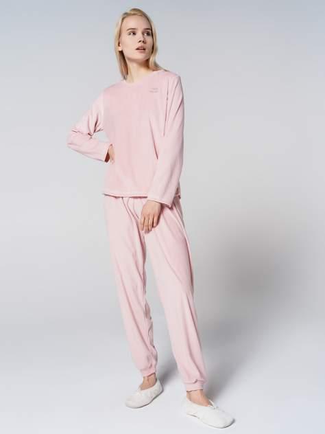 Домашний костюм женский ТВОЕ A7679 розовый M