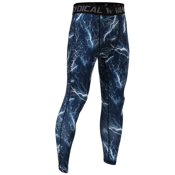 Тайтсы Vansydical JSCK2015016, синий