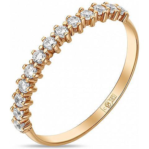 Кольцо женское Лукас-Голд R01-Z-59259-Z р.18.5