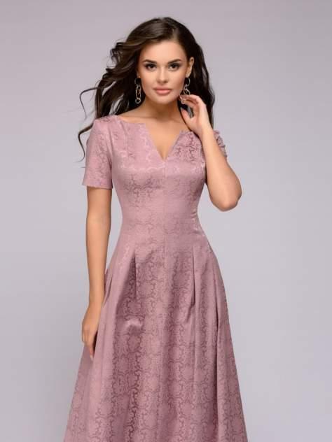 Вечернее платье женское 1001dress DM00383SP розовое 42