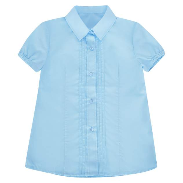 Блузка детская Атрус, цв.голубой