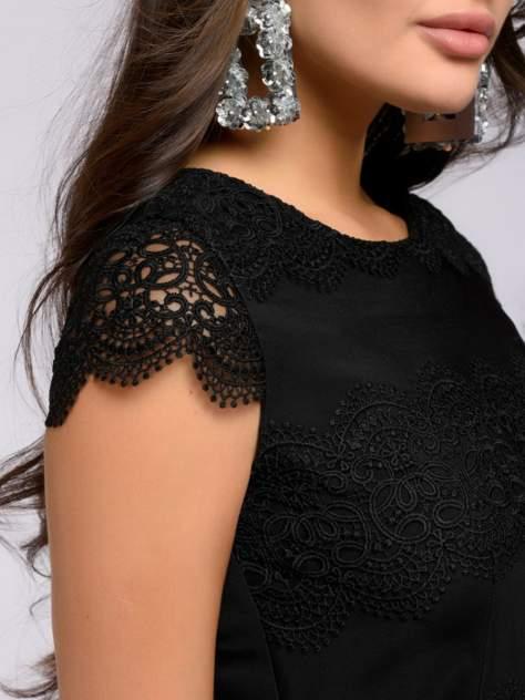 Вечернее платье женское 1001dress DM01281BK черное 40
