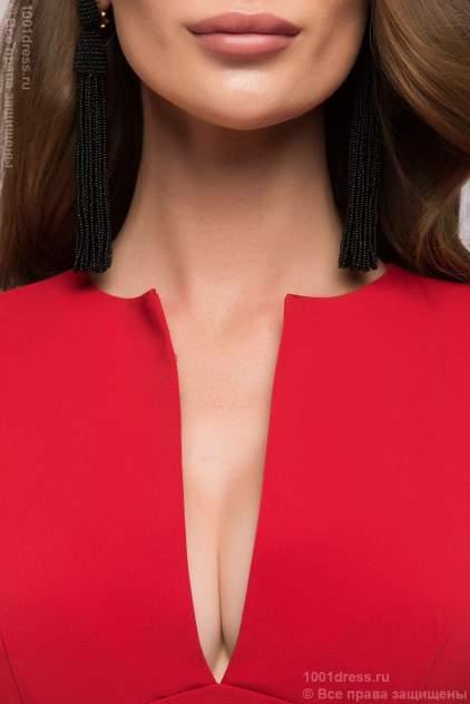 Вечернее платье женское 1001dress DM00697RD красное 40