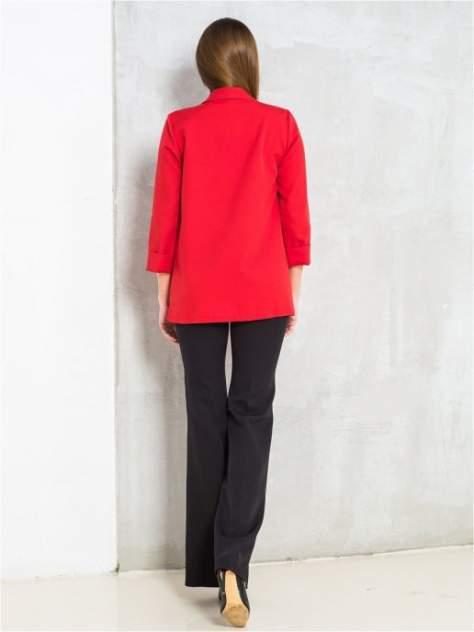 Жакет женский DAZZLE STYLE Венеция красный 48 RU