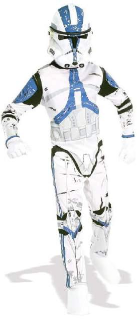 Карнавальный костюм Rubie's, цв. белый, синий
