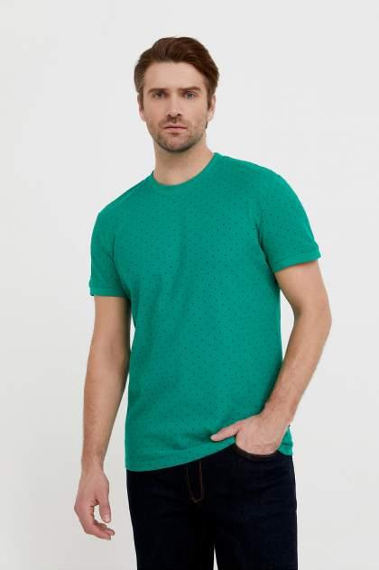 Футболка Finn Flare B21-21024, зеленый