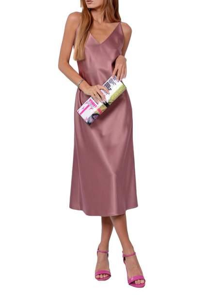 Женское платье FRANCESCA LUCINI F14846, коричневый