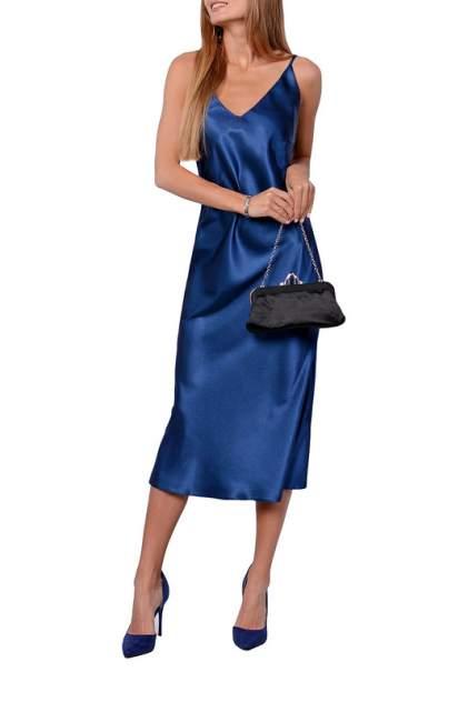 Женское платье FRANCESCA LUCINI F14846, синий