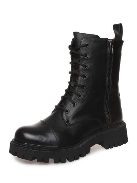 Ботинки женские MAKFINE 51MK-65-02A2, черный