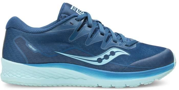 Беговые кроссовки Saucony 2020 S-Ride Iso 2 Blue/Aqua, р. 38,5