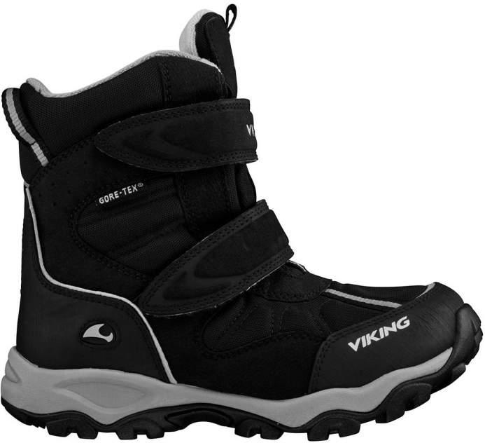 Ботинки Viking Beito Gtx Black/Grey, р. 33