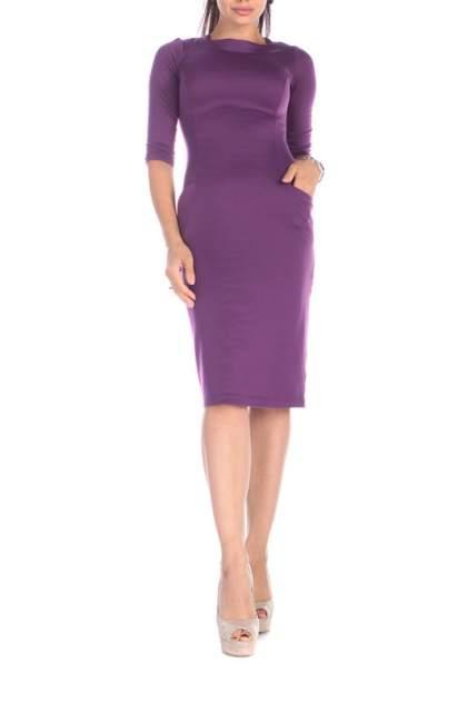 Платье женское Rebecca Tatti RR466_32FR фиолетовое L