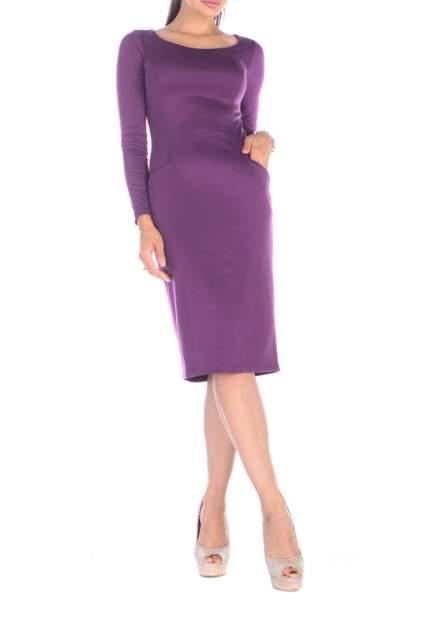 Платье женское Rebecca Tatti RR470_32FR фиолетовое L