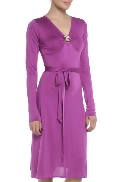 Платье женское Glamour Armour 602767 фиолетовое L