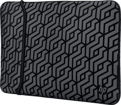 """Чехол для ноутбука HP Chroma Geo Rev 15.6"""" серый/черный"""