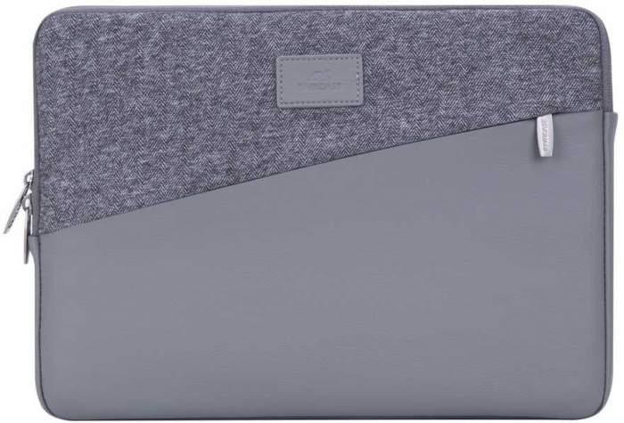 "Чехол для ноутбука Riva 7903 13.3"" серый"