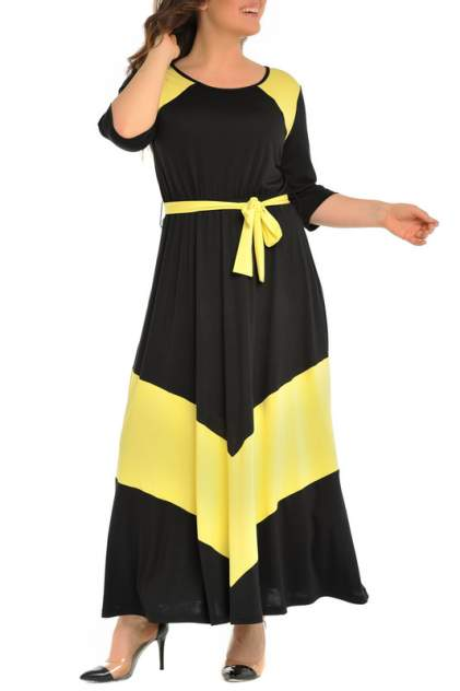 Платье женское SVESTA R571NOJAU черное 64 RU