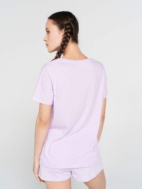 Пижама женская ТВОЕ 75771 фиолетовая XS