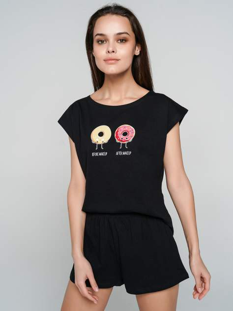 Пижама ТВОЕ 72356, черный