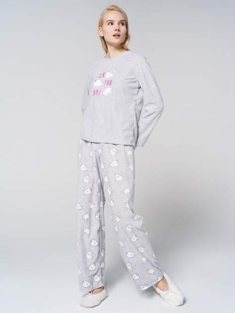 Домашний костюм женский ТВОЕ A7680 серый XL