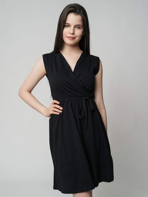 Платье женское ТВОЕ 69932 черное XL