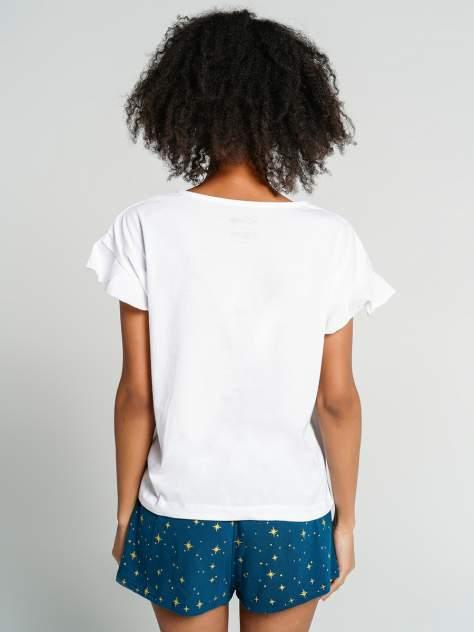 Пижама женская ТВОЕ 76546 белая XL