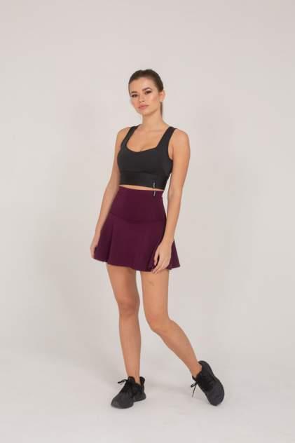 Женская юбка Euphoria Lucky Star, фиолетовый