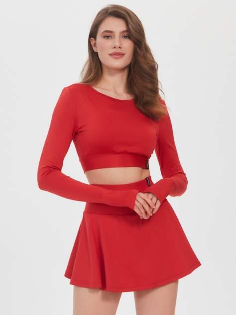 Женская юбка Euphoria Lucky Star, красный