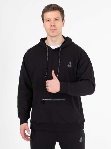 Толстовка мужская Великоросс hlg0, черный
