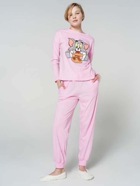 Пижама женская ТВОЕ 77236 розовая XL
