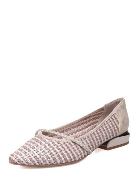 Туфли женские VIGOROUS 51VG-26-12E0TT, розовый