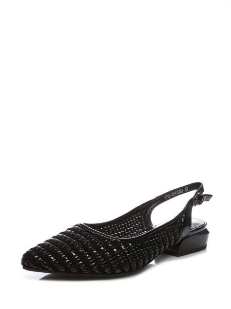 Туфли женские VIGOROUS 51VG-15-01E0AA, черный