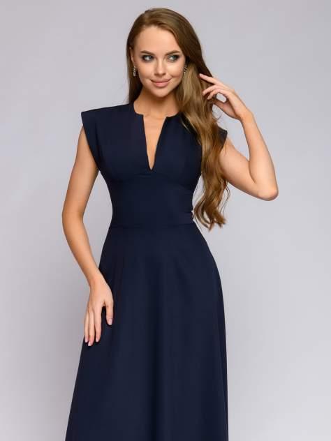 Женское платье 1001dress 0122001-00697BL, синий