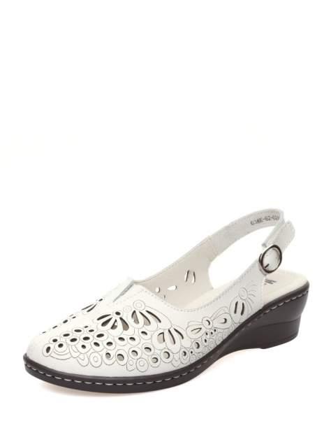 Туфли женские MAKFINE 63MK-62-02A0BB, белый