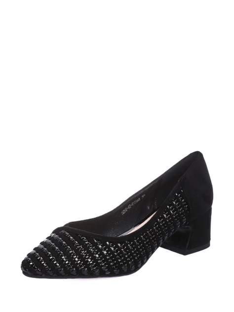 Туфли женские VIGOROUS 52VG-42-01Y0AA, черный