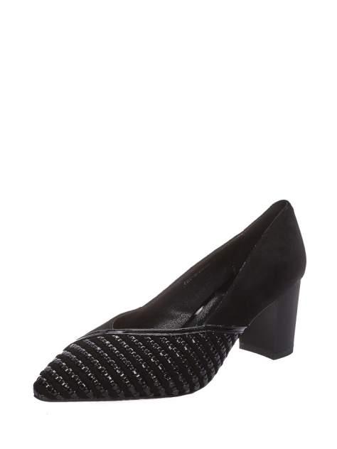 Туфли женские VIGOROUS 51VG-16-03E0AA, черный