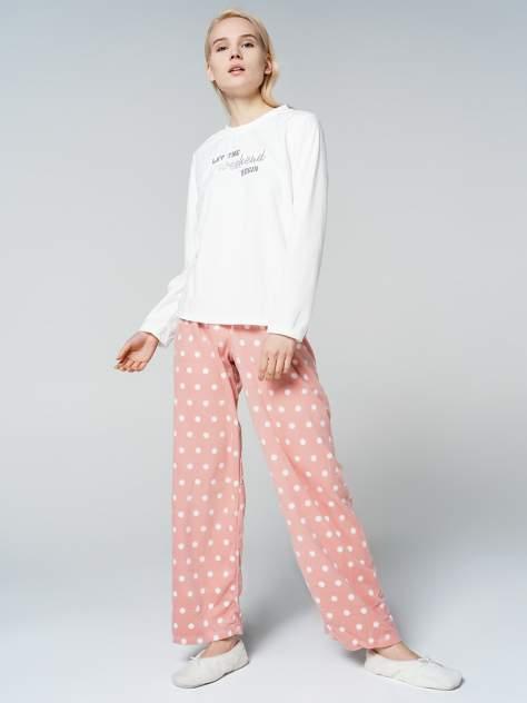 Домашний костюм женский ТВОЕ A7665 розовый XS