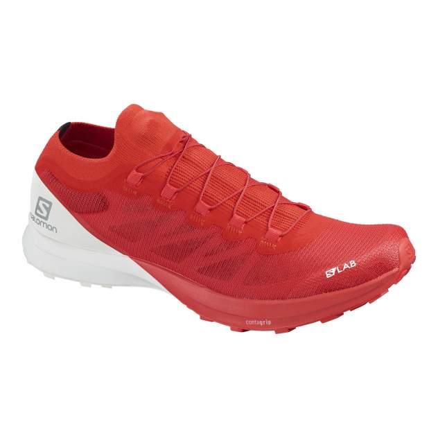 Кроссовки мужские Salomon S/LAB SENSE 8, красный