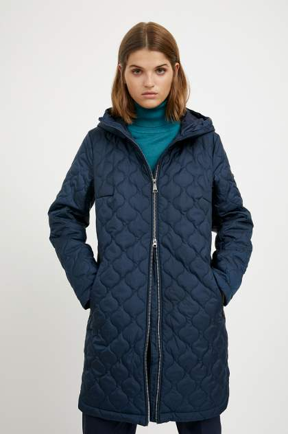 Женское пальто Finn Flare A20-32002, синий