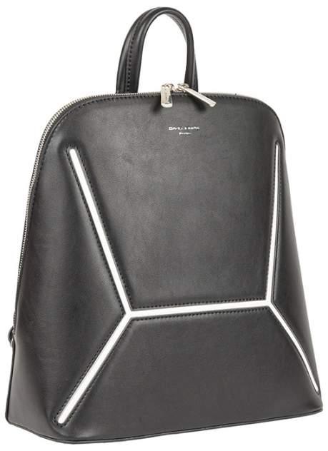 Рюкзак женский David Jones 6261-2 BLACK, черный