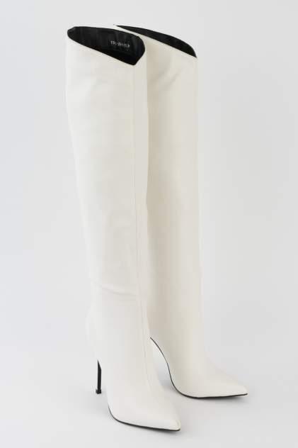 Сапоги женские Calipso 115-21-IG белые 38 RU
