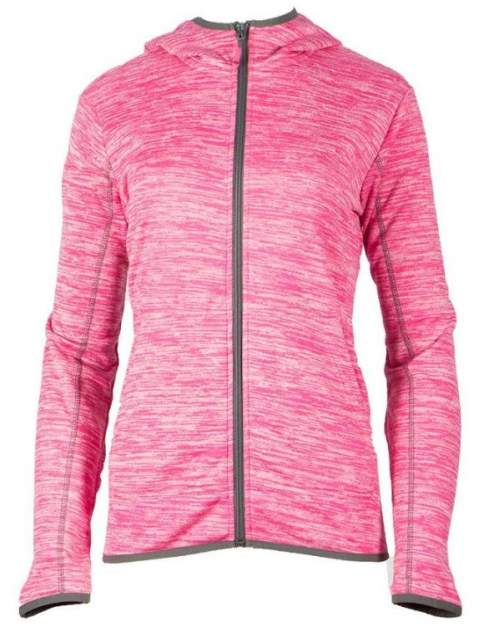 Толстовка Gts Knitted Fleece Hood W, pink, 36 EU