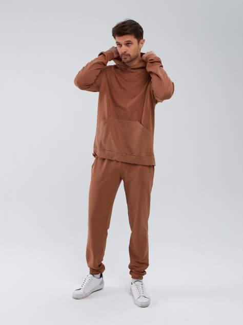 Nasara Спортивный костюм мужской с Худи / Костюм мужской с Худи и Брюками капучино 52