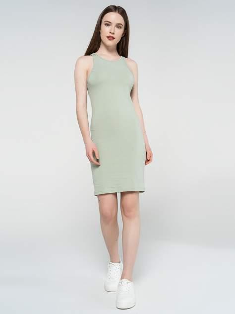 Платье-сарафан женское ТВОЕ 81302 зеленое S